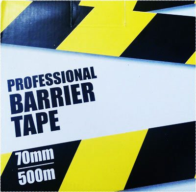 black-yellow-barrier-tape